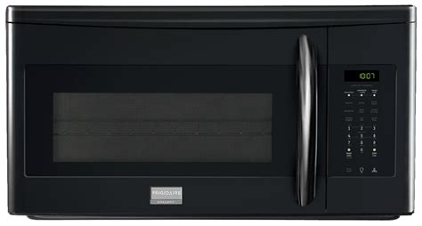 frigidaire fgmvclb gallery cu ft range microwave