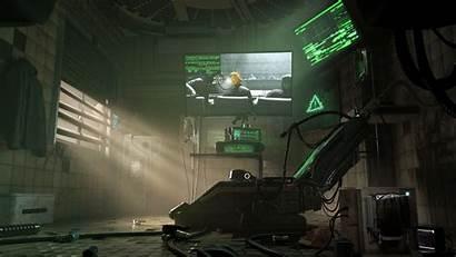 Cyberpunk 2077 Hacker Fan Concept Artstation Sci