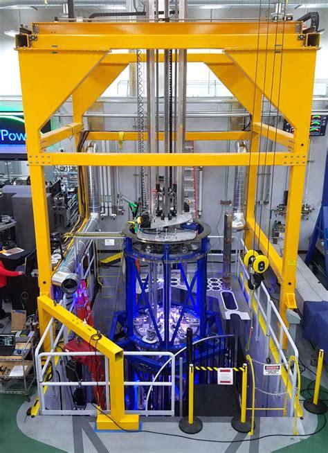 terrapowers nuclear reactor  power  st century