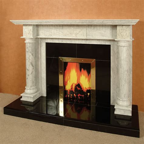 limestone fireplaces for sale the constantine marble fireplace marble fireplace