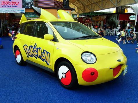 toyota go car file toyota ist pikachu car jpg wikimedia commons