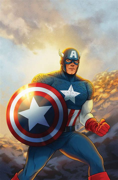 MAY190804 - MARVEL TALES CAPTAIN AMERICA #1 - Previews World