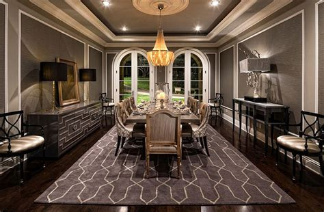 Best Gray Dining Room Paint Colors