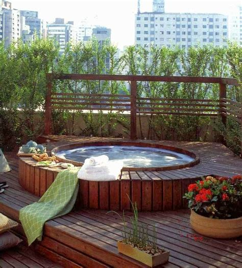 japanese style wooden soaking tubs  great poolhot tub