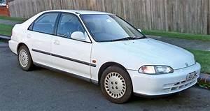 Honda Civic 1992-1995 Service Repair Manual