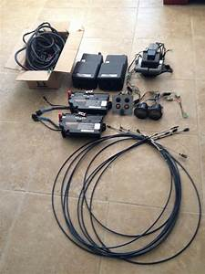 Yamaha Dual Station Tower Controls 6x1 6x1-w0006-30-00 Complete System