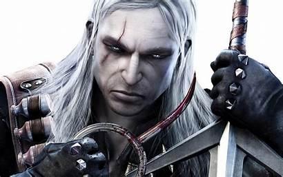 Witcher Geralt Rivia Ciri Wallpapers Rinse Cane