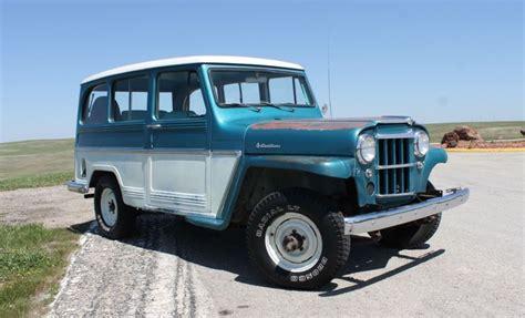 jeep station wagon 2016 super hurricane power 1962 willys jeep station wagon
