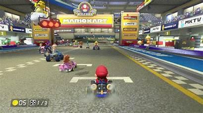 Mario Kart Games Racing Gifs Wii Nintendo