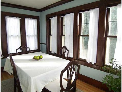blue walls with brown trim paint ideas brown trim blue walls and dining room blue