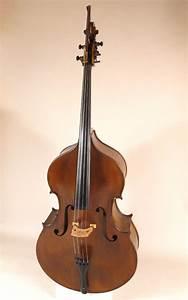 Luciano Golia Double Bass 2002 | Upton Bass String ...