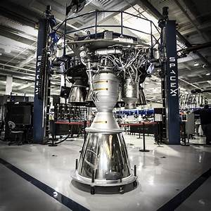 SPACEX COMPLETES 100TH MERLIN 1D ENGINE | SpaceX