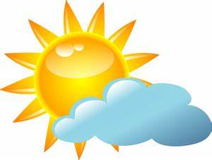 Free Weather Clipart Image 0515-1011-0603-3222 | Weather ...