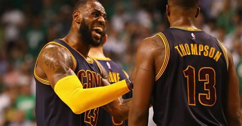 REPORT: Cavs Players Urging Tristan Thompson Not to Marry ...