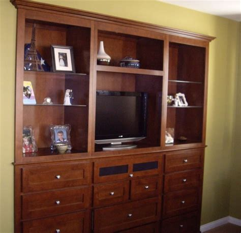 Bedroom Wall Unit Cabinet In San Marcos Ca Shaker Doors