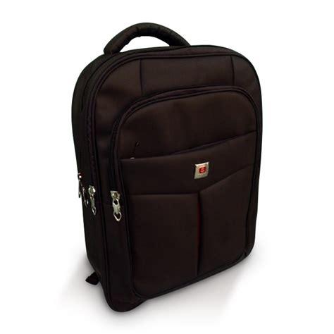 tas kerja mb coklat tas ransel laptop bisnis kerja kuliah sekolah polo x sport coklat elevenia