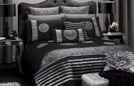 Black And Silver Bedroom Ideas  Home Design & Layout Ideas