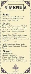 wedding menu wedding menus pinterest wedding menu With wedding food menu ideas