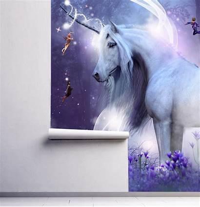 Unicorn Vinyl Nursery Self Magical Decals Adhesive