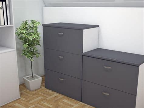 meuble classeur pas cher meuble dossier suspendu pas cher meuble de salon