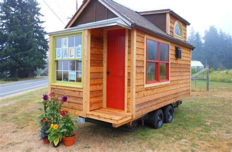 Tiny Mobile Houses Withal Mobile Tiny House