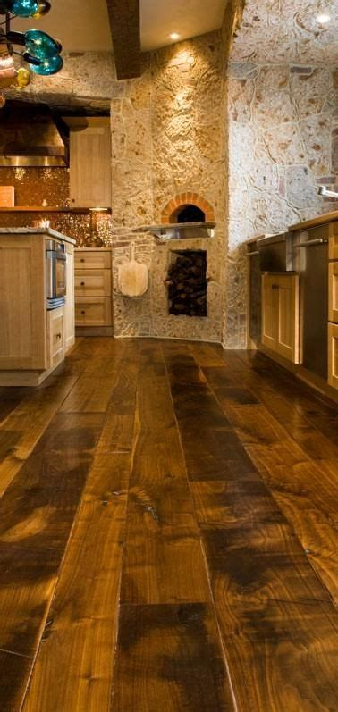 wide plank rustic wood floors interiors architecture spaces p
