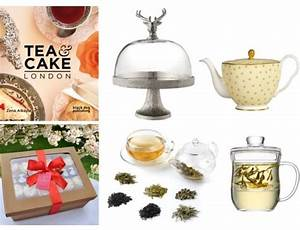 Christmas Present Ideas for a Lover of Afternoon Tea