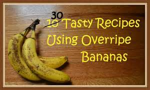 Kitchen Collection Store How To Use Your Overripe Bananas A Collection Of 30 Recipes Thrifty Jinxy