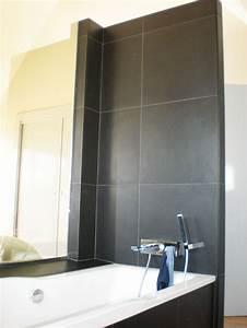 carrelage salle de bains et douches a l39italienne With calepinage salle de bain