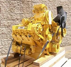 32 3208 Cat Engine Parts Diagram