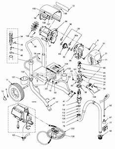Graco 695 Parts List And Diagram   Ereplacementparts Com