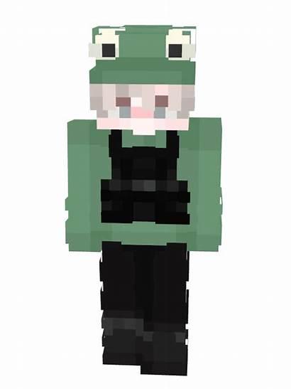 Minecraft Skins Frog Cool Skin