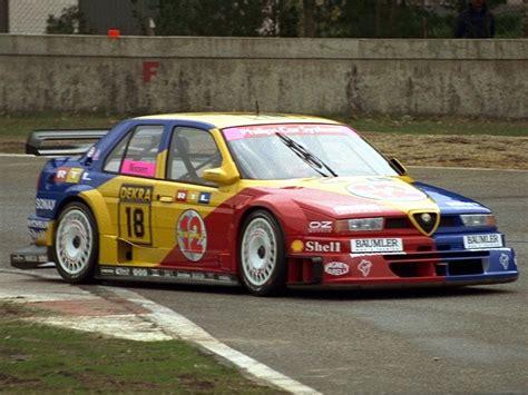 Alfa Romeo 155 V6 TI DTM 1993 - Mad 4 Wheels