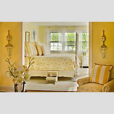 15 Zesty Yellow Bedroom Designs  Home Design Lover