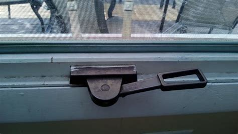 casement window  replacement lever doityourselfcom community forums