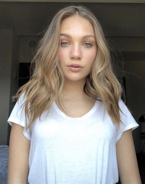 pin  rer  maddie ziegler hair styles maddie