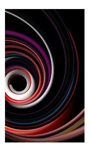 3D Black CGI Digital Art Swirl HD Abstract Wallpapers | HD ...