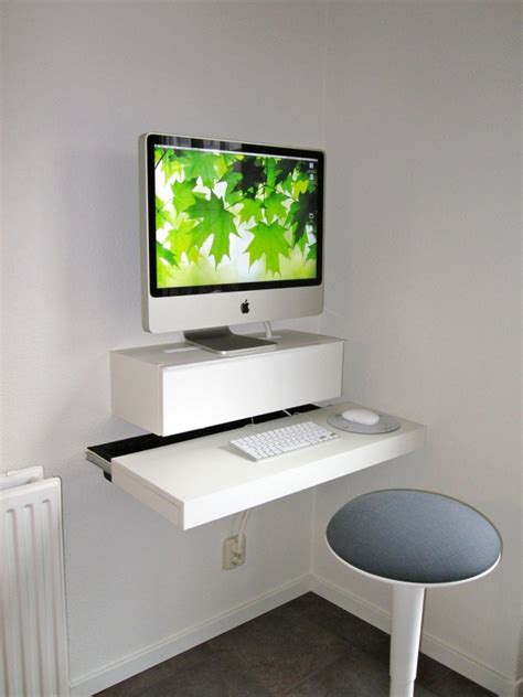 Small Bedroom Laptop Desk by Smart Choice Of Small Slim Computer Desk Homesfeed