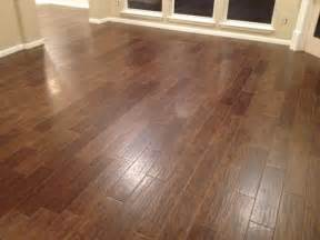 Groutless Ceramic Floor Tile by Wood Look Plank Tiles Ceramic Tile Advice Forums John
