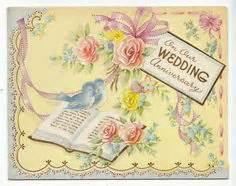 images  vintage anniversary cards  pinterest