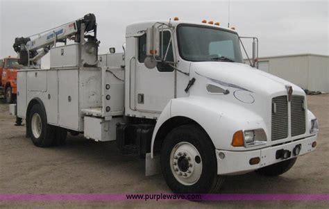 kenworth mechanics truck 2002 kenworth t300 mechanic truck no reserve auction on