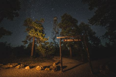 Where To Find The Darkest Skies Near The Grand Canyon