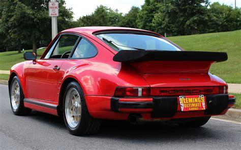 motor auto repair manual 1986 porsche 911 parking system 1986 porsche 911 1986 porsche 911 turbo for sale to buy or purchase 930 carrera low miles