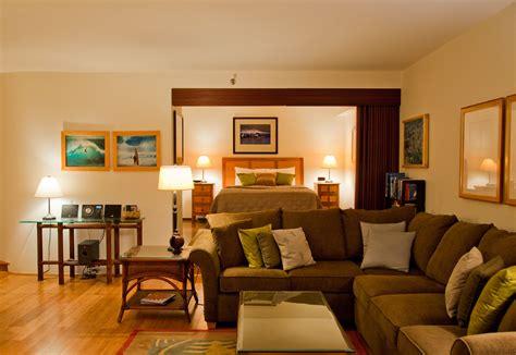 Maui Condo Kaanapali Alii 462 Living Room And Den (second