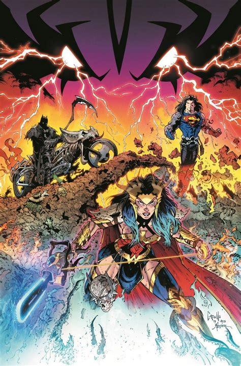 dc comics announces dark nights death metal