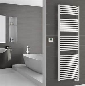 Seche Serviette Eau Chaude Avec Soufflerie : seche serviette eau chaude et electrique ~ Premium-room.com Idées de Décoration
