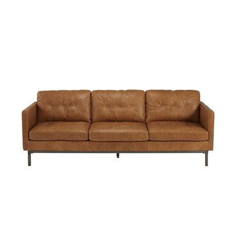 canapé cuir de vachette canapé 3 places 2 relax électrique land ii cuir croûte