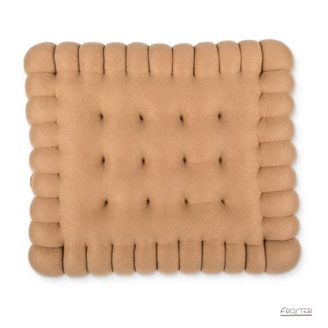 biscotto cuscino cuscino biscotto quot galletta quot biscuit pillow idee