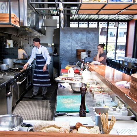 17 Best Images About Open Kitchen Restaurants On Pinterest