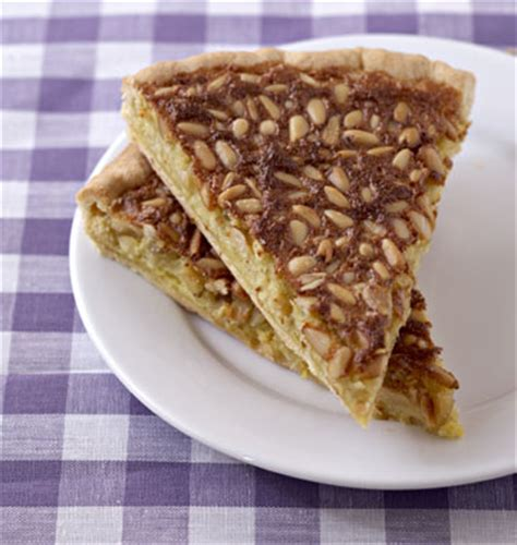 pignon cuisine tarte aux pignons de pin les meilleures recettes de